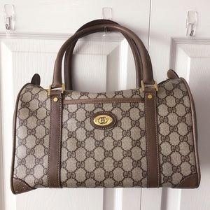 Vintage Gucci Speedy Bag